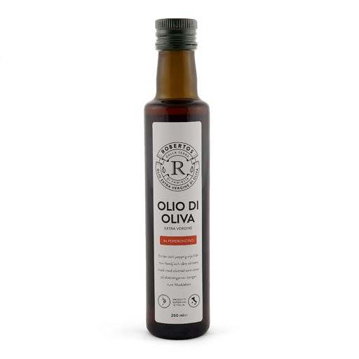 Robertos olivolja al Peperoncino