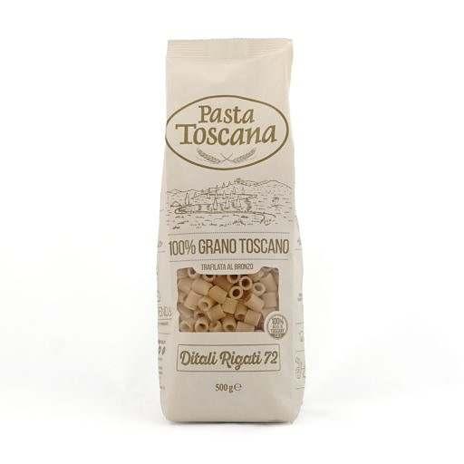 Pasta Ditali Rigati 72 - Toscana
