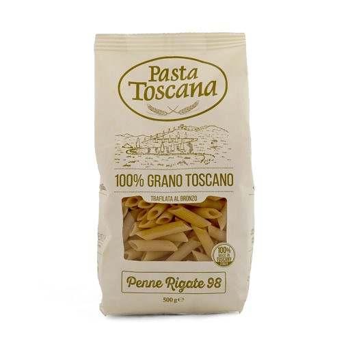 Pasta penne Rigate 98 - Toscana